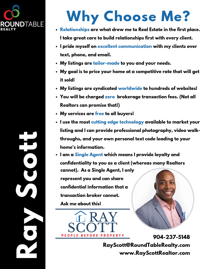 Ray Scott Realtor RTR